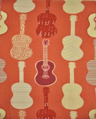 4034 302 Guitars Red