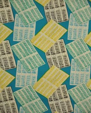 4034 403 Music Book Blue