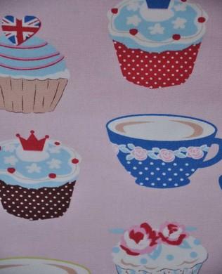 40565 20 Pink Teacups