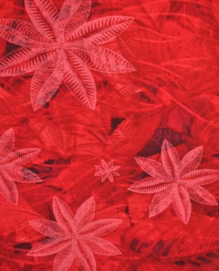 4064 Cherry Fall Leaves