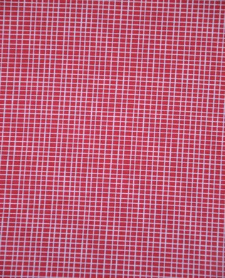 41287 6 Grid Red
