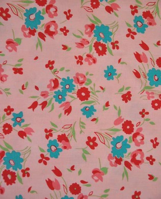 41862 5 Wild Flowers Coral