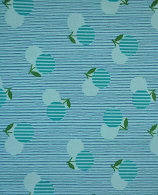41863 3 Cherries Aqua