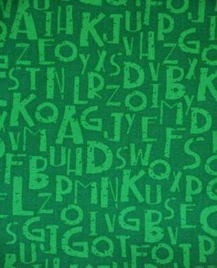 418947 Text Green