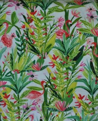 42277 X Flamingo Floral