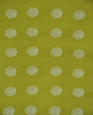 43086 2 Piste Lime Yellow
