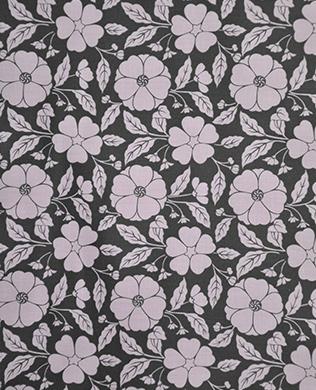 4513-62 Medium Grey Lilac Flower
