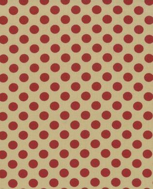 46165 11 Red Dot on White