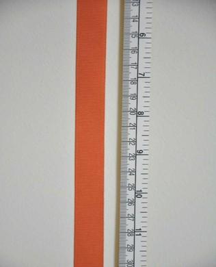 4719 9 Gros Grain Orange