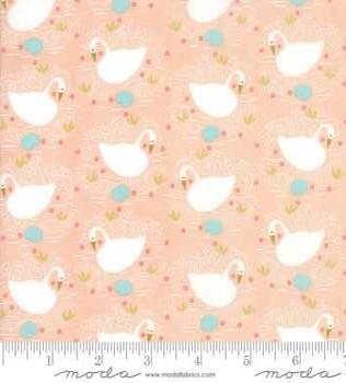 48252 14 Pink Swans