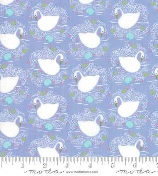 48252 16 Purple Swans