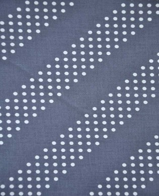 5002 6 Diagonal Dots Slate