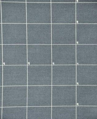 50037 4 Black Map Grid