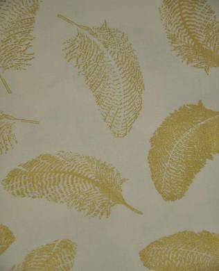 5027 07 Feathers Cream