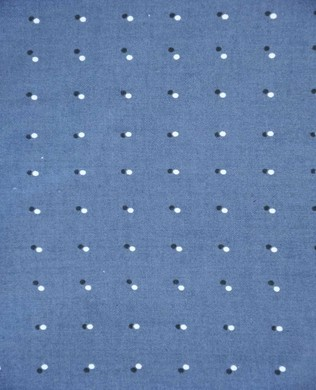 5125 01 Double Dots Grey