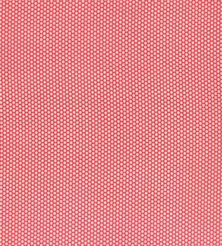 55134 11F Red Honeycomb