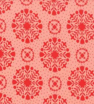 55141 23 Red Coral Motifs