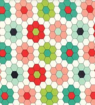 55148 11 Multi Hexagons