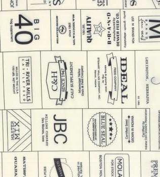 5570 13 Stamps Black