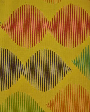 5845P Yellow Zig Zag