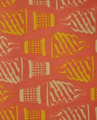 5848RE Pink Ice Cream Cones