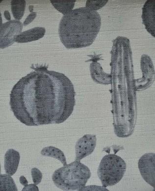 600 600C Cactuses Grey