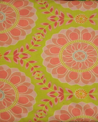 6191 Dahlia Med Lime