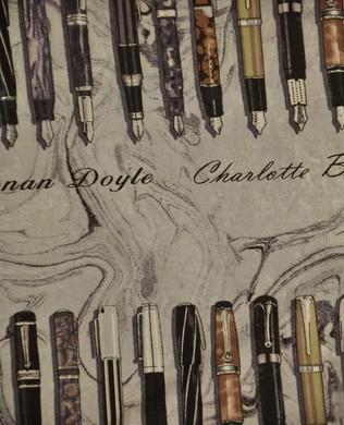 6459 11 Pen Ink Silver