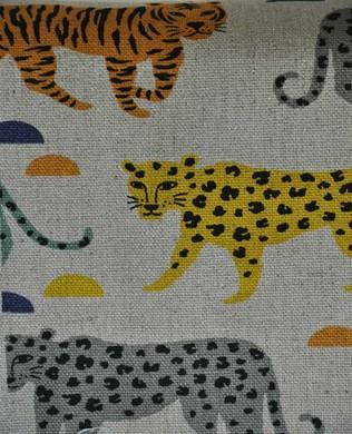 65305 1A Jungle Cats Blue