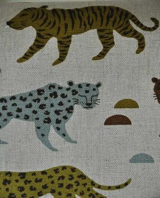 65305 1D Jungle Cats Brown