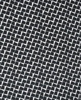 6712 Squares Black
