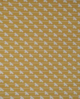 6715 Tee Stripes Yellow