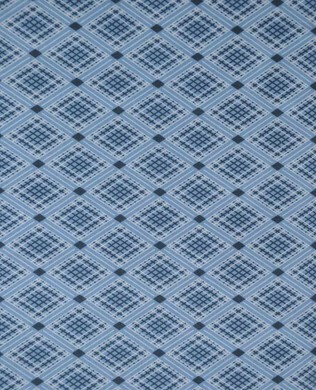 6716 Crisscross Blue