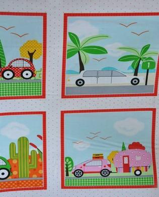 6767 11 Cars Panel