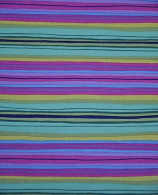 7086 Ribbon Stripe Magenta