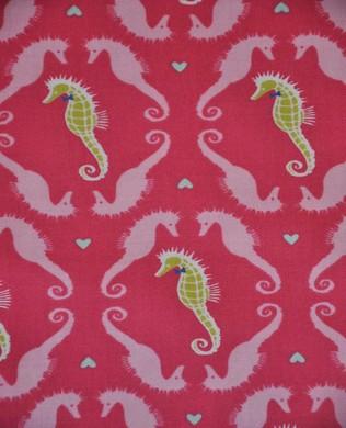 7107 Dapper Seahorse Watermelon