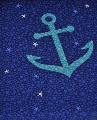 7109 Starfish Anchors Mid Night