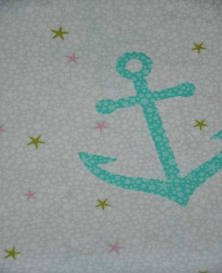 7109 Starfish Anchors Pearl