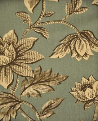 7468 Floral Teal