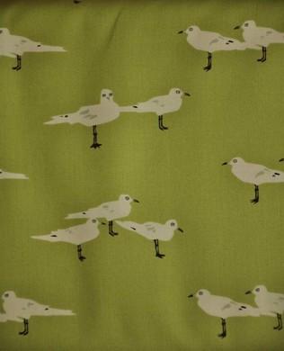 7554 Green Seagulls
