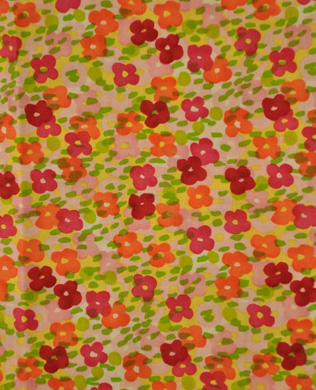 7698A Small Flower Red