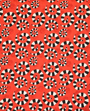 7JHQ1 Red Swirl
