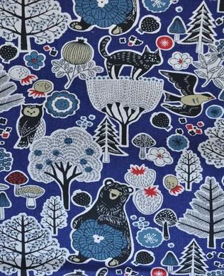 81303 2D Blue Forest