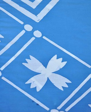 8134 B Blue Tile