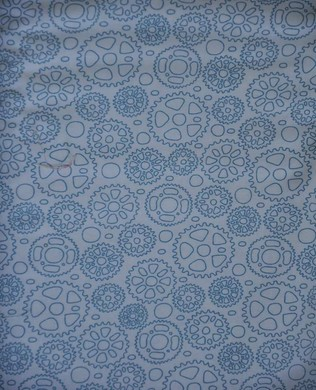 8153 Cogs Teal