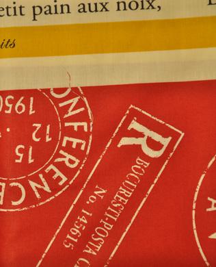 816743 B Red/Mustard