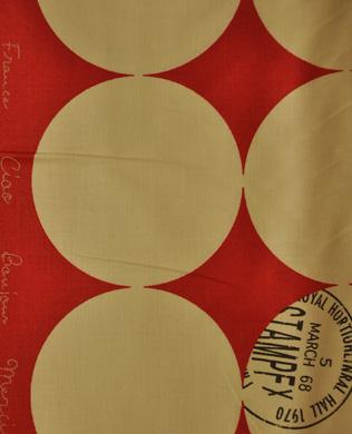 816744 A Red Spot