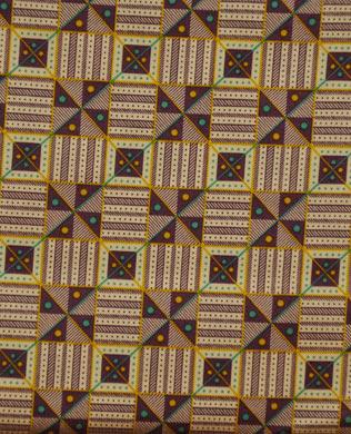 816781-D Geometric Purple