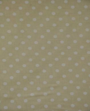816819 1 White Dot Beige