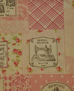 816911A Sew Pink